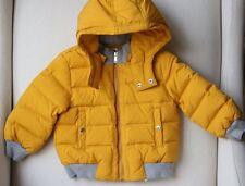 Gucci Puffer Chaqueta de Abrigo Acolchado Amarillo De Bebé 9-12 meses