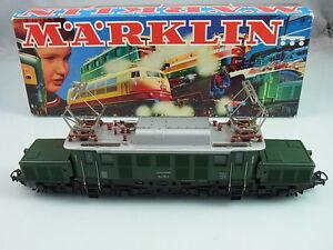 Maerklin-H0-3022-E-Lok-BR-194-091-5-DB-gruen-Metallmodell-V57
