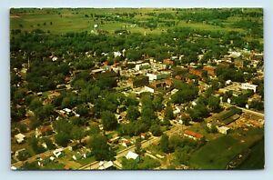Napanee, Ontario, CANADA - SMALL TOWN AIR VIEW - Vintage Unused