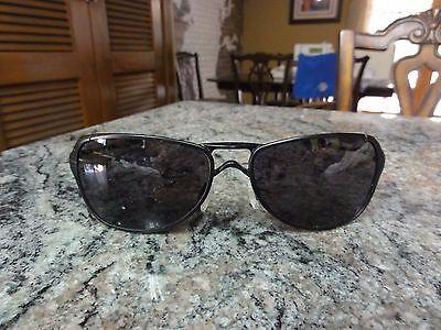 9abbc4d9bf Oakley Felon Sunglasses 58-16-125 Pre-Owned Free Shipping