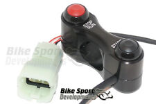 Kawasaki ZX10 2011 onwards, 2 button handlebar switch - Stop/Run and Start