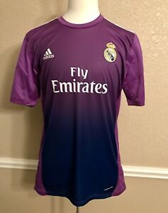 brand new e4fff 63238 Details about Real Madrid Casillas Fc Porto Player Issue Shirt Formotion  Match Unworn Jersey