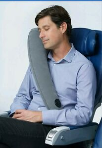 2-x-INFLATABLE-TRAVEL-PILLOW-LIKE-TRAVELREST-CAMPING-fast-post