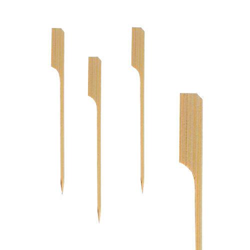 tournés foulards Fingerfood brochettes barbecue brochettes bois et bambou