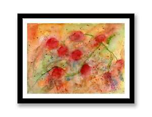 abstract-tomatoes-watercolour-abstract-painting-unique-gift-Print-ID-064
