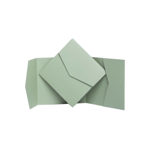 Stationary Craft Cards COLOURS Pocketfold Kit Craft Pack Wedding Invitations