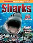 Sharks by Laaren Brown (Paperback / softback, 2014)