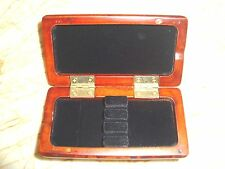 Basson reed case for 4 reeds