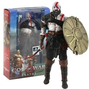 God Of War 4 Kratos Action Figure Collectible Pvc 20cm Model Toy Gifts Ebay