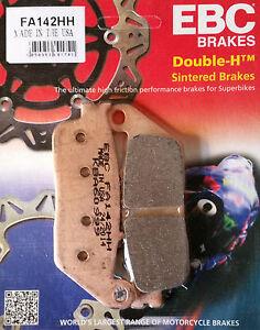EBC-FA142HH-Sintered-Brake-Pads-Front-Honda-CBR250-CBR400-VFR750-ST1100
