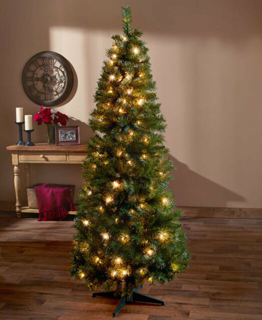 Official Date To Put Up Christmas Trees: Holiday Time Artificial Christmas Trees Pre-Lit 6' Palm