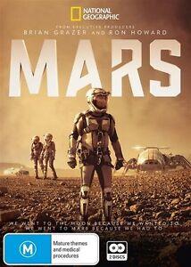 Mars-DVD-2017-2-Disc-Set-Region-1-Like-New