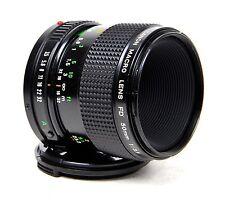 Canon Macro Lens FD 50mm 1:3.5