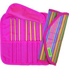 Clover Getaway Bamboo Crochet Hook Gift Set #3628