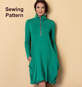 c2a33691054 Image is loading Butterick-B6241-PATTERN-Misses-Dresses-Sizes-6-22-