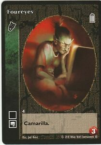 Gwyedd x1 Gangrel Keepers of Tradition Reprint 1 KoT R1 VTES Jyhad