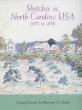 Sketches in North Carolina USA, 1872-1878 : Vineyard Scenes by Mortimer O....