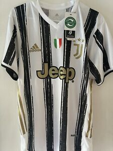2020-2021-Adidas-Juventus-Cristiano-Ronaldo-Jersey-On-Field-Player-Edition-NWT-L