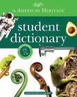 The American Heritage Student Dictionary Hardcover – 14 Jul 2015