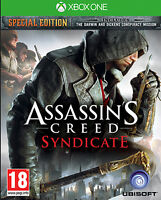 Assassin's Creed: Syndicate -- Special Edition (Microsoft Xbox One, 2015) - Eur…