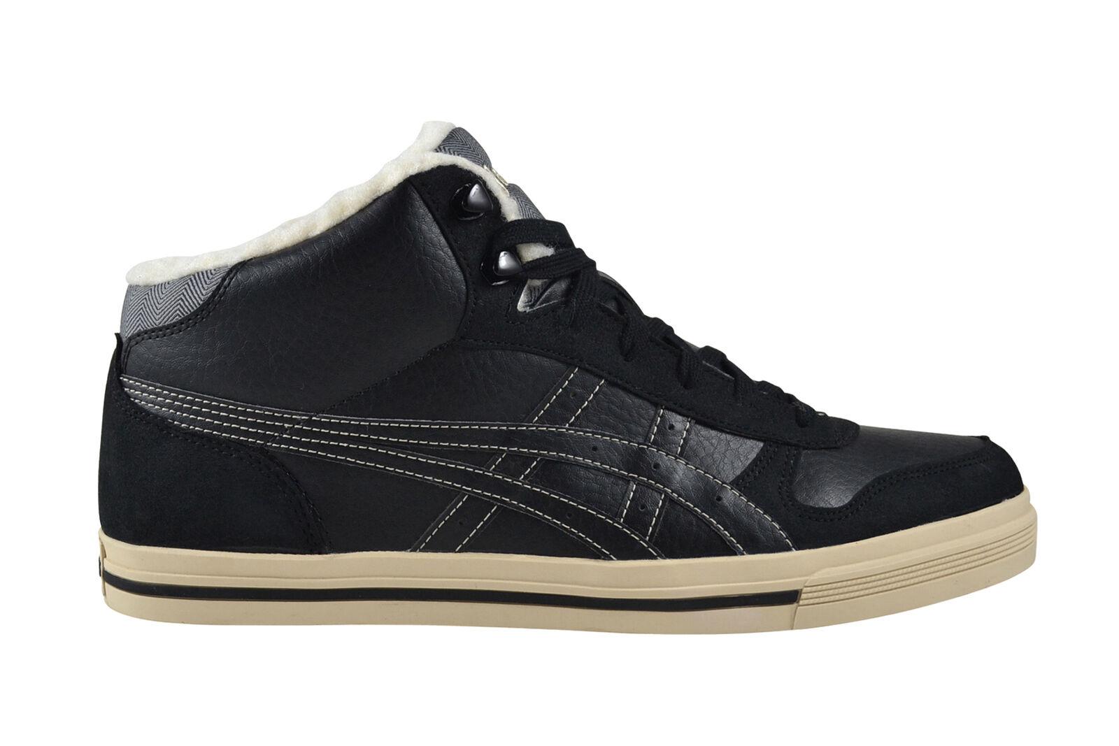 Asics aaron mt negro alimentados zapatos botas negro hy50t 9090