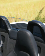 PORSCHE Boxster 981 Windschott Windscreen Frangivento aus 5mm ESG