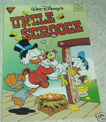 The Floating Island! 9.2 Walt Disney/'s Uncle Scrooge 239 NM-