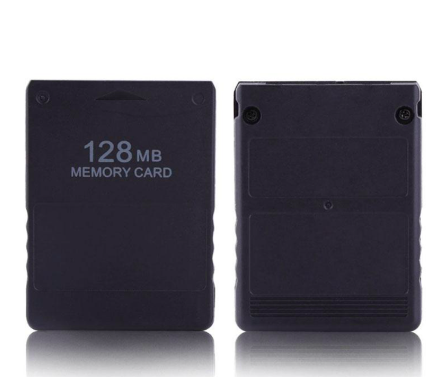 128MB PS2 Memory Card Data Stick for Playstation 2