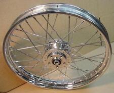 "40 Spoke 21"" Front Wheel for Harley FXR & XL, DYNA"