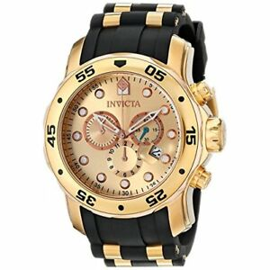 Invicta-Pro-Diver-17884-Stainless-Steel-Polyurethane-Chronograph-Watch