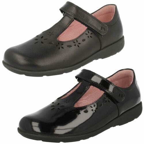 Girls Startrite T-Bar School Shoes *Charlotte*