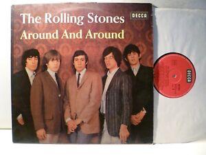 LP-The-Rolling-Stones-Around-And-Around-Decca-Germany-70-s