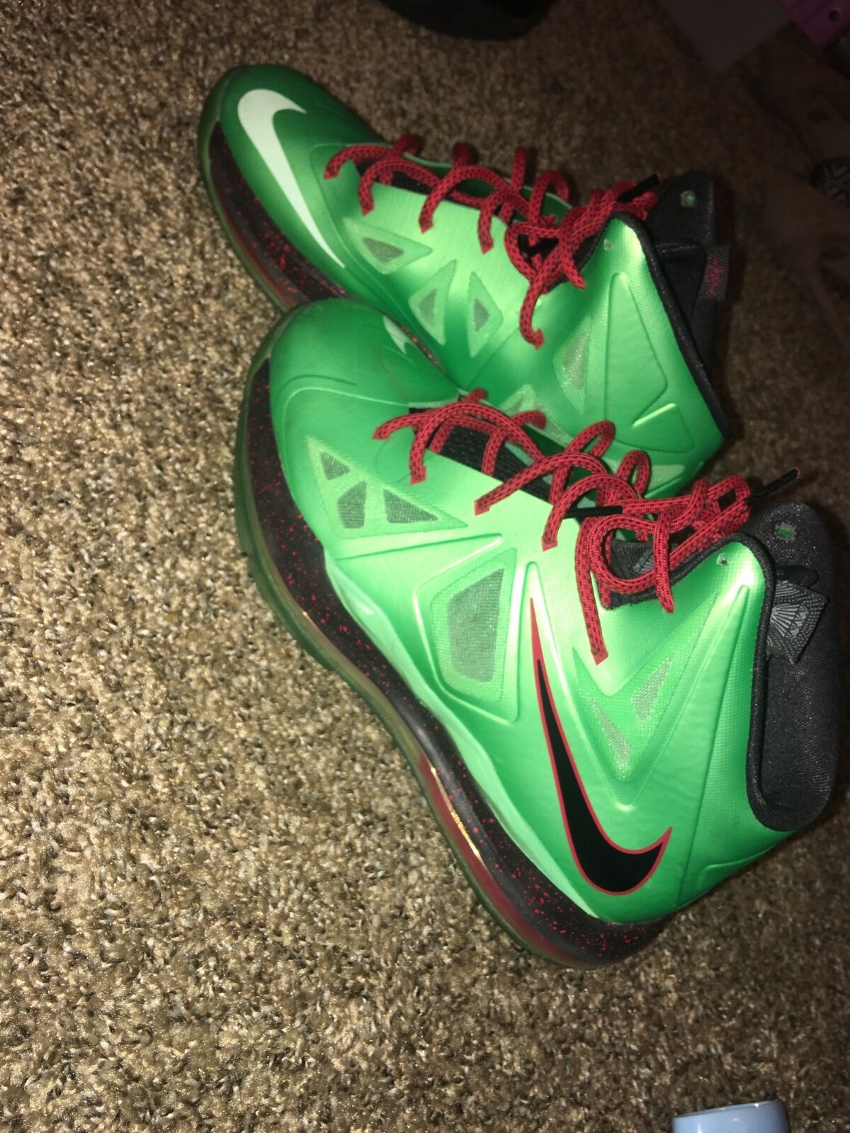 Lebron 10s size 6.5  Cheap and fashionable