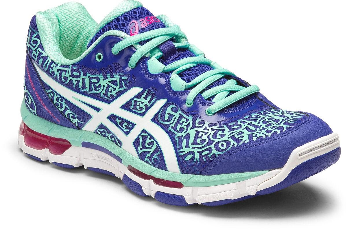 Asics Gel Netburner Pro 12 Damenschuhe Netball BUY Schuhe (B) (4501) | BUY Netball NOW 8add46