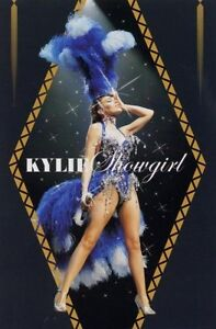 KYLIE-MINOGUE-039-SHOWGIRL-GREATEST-HITS-TOUR-039-DVD-NEW