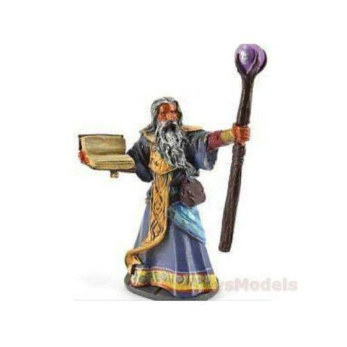 Hechicero Sorcerer Del Prado Legend Fantasy Figure Statue Collection Soldatino c