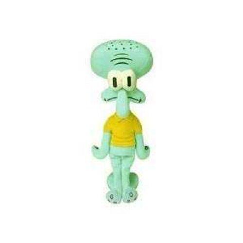 Svampbob Squidward Tentacles Plush mjuk Stuffing Doll leksak 11