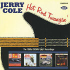Hot Rod Twangin': The 1960s Crown Recordings by Jerry Cole (CD, Oct-2006, Ace (Label))