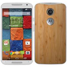 """Nuevo Motorola Moto XT1097 2nd generación 32Gb 4G X Blanco Desbloqueado De Bambú 5.2"""" Teléfono Inteligente"""
