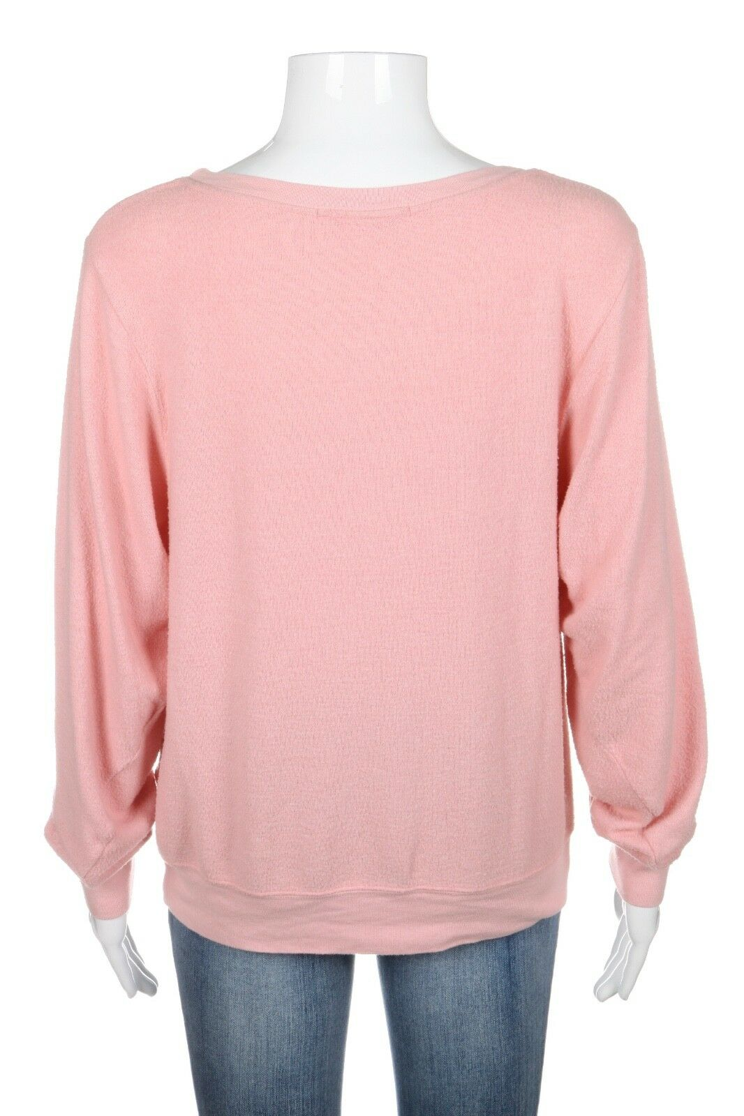 WILDFOX Sweater XS Sweatshirt Pink Soft Don't Don't Don't Sleep Just Dream Jumper Statement f8a11c