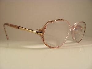 284f813f61 Blue Ribbon by Marchon Brown Mosaic Clear   Gold Full Rim RX ...