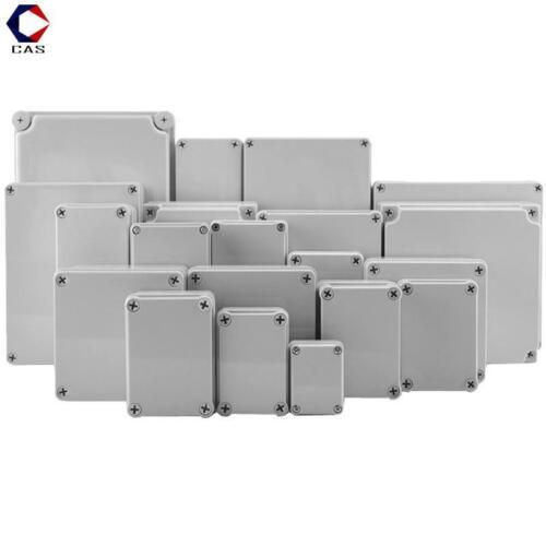 Unión ABS IMPERMEABLE gabinetes de conexión Cable boxoutdoor casos eléctrico