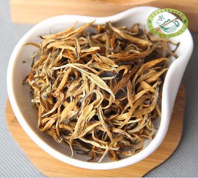 Organic Yunnan Emperor Gold Dian Hong Bud * Black Tea 50g/1.7oz