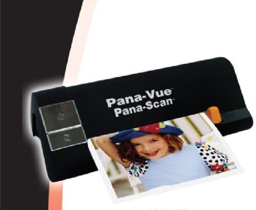Pana-Vue Pana-Scan Picture /& Business Digital Image Copier Scanner