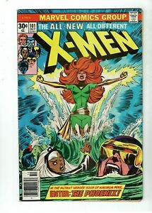 Uncanny-X-Men-101-GD-VG-3-0-1st-Appearance-of-Phoenix