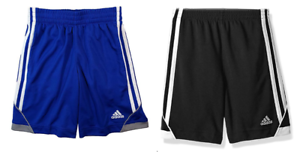 L-14//16 adidas Youth Big Boy/'s Athletic Shorts Size S 8 M -10//12 XL-18//20 New