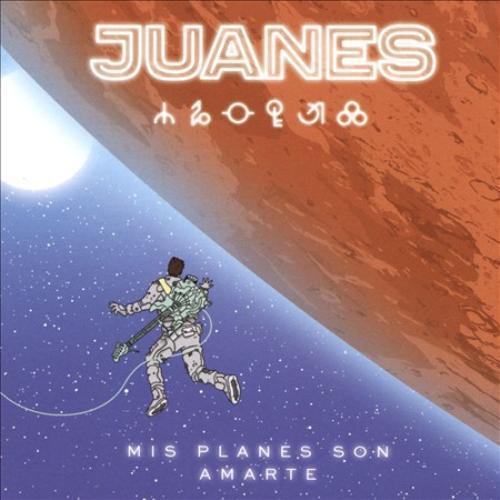 JUANES - MIS PLANES SON AMARTE NEW CD