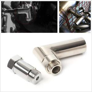 Mazda Adjustable Exhaust Lambda Sensor Extension//O2 Spacer M18 Fitment