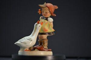 TMK 1 GOEBEL Hummel Goose Girl 47 0 Raised Grass Incised Crown
