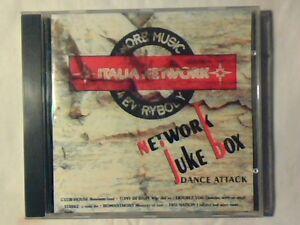 CD-Network-juke-box-TONY-DI-BART-DOUBLE-YOU-CLUB-HOUSE-VIRTUALMISMO-R-A-F